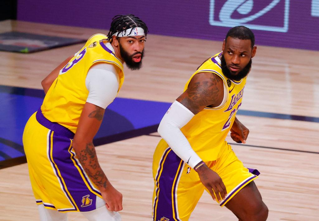 แชมป์ NBA ในปี 2020