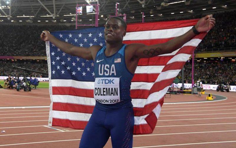 คริสเตียน โคลแมน ยื่นอุทธรณ์ คำตัดสินของศาลกีฬาโลก