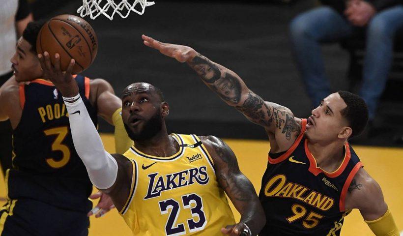 บาสเกตบอล NBA 2020/2021 ฤดูกาลปกติ